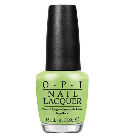 B44 GARGANTUAN GREEN GRAPE OPI Nail Polish - Secret Nail & Beauty Supply
