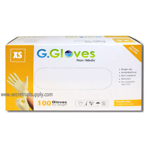G Gloves Powder Free Extra Small
