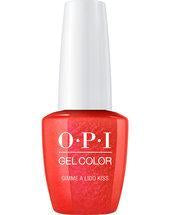 OPI Gel Color. GimmeALidoKiss_GC_V30.