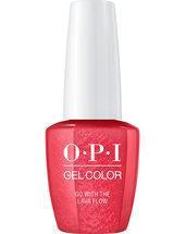 OPI Gel Color. GoWithTheLavaFlow_GC_H69.