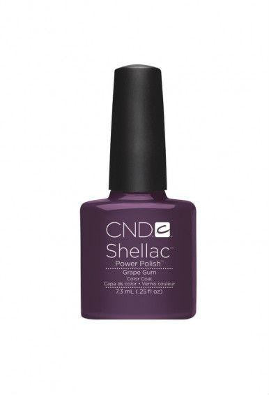 CND Shellac GrapeGum-Nail Supply UK