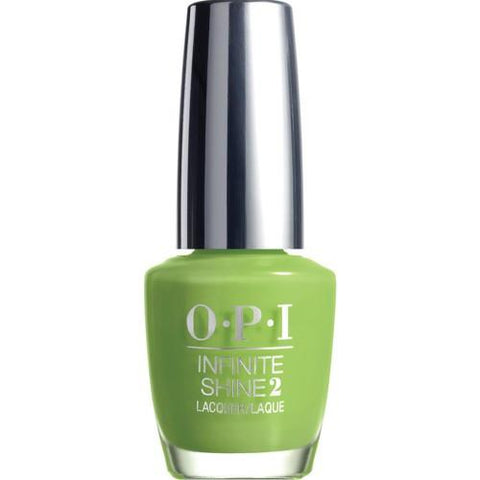 OPI Infinite Shine ISL20 To The Finish Lime!