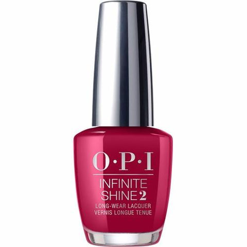 Opi Infinite Shine ISLL72 IS OPI Red