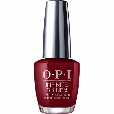 Opi Infinite Shine ISLW52 IS Got The Blues For Red