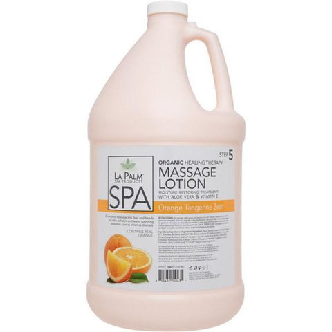 LAPALM HEALING THER ORANGE LOT GALLON