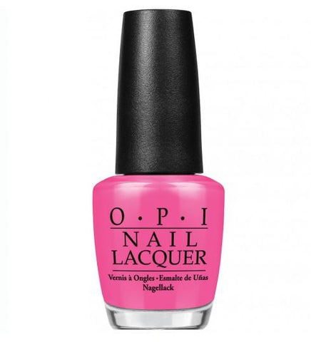 A20 LA PAZ-ITIVELY HOT OPI Nail Polish