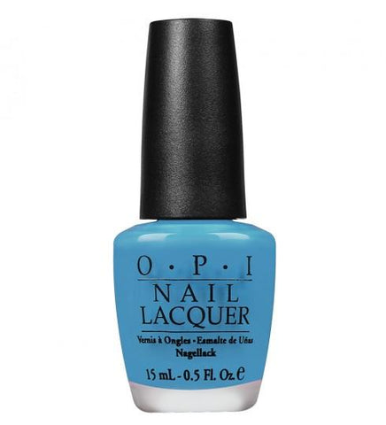 B83 NO ROOM FOR THE BLUES OPI Nail Polish