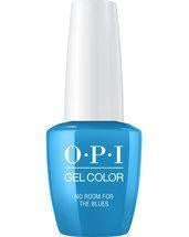 OPI Gel Color. NoRoomForTheBlues_GC_B83.