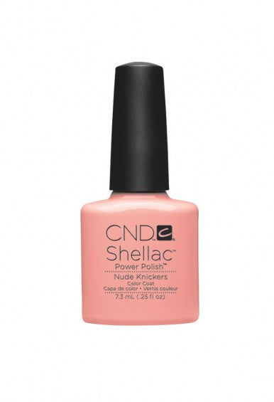 CND Shellac Nude Knickers-Nail Supply UK