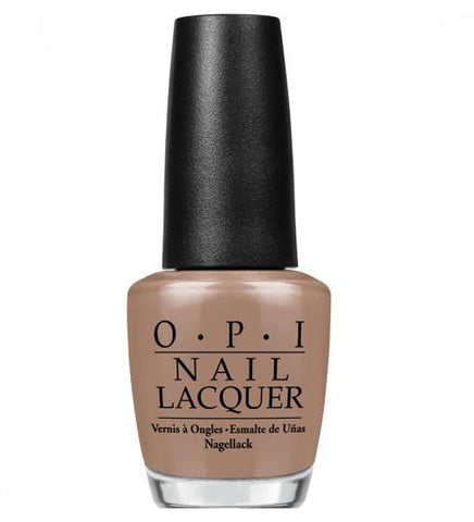 B85 OVER THE TAUPE OPI Nail Polish