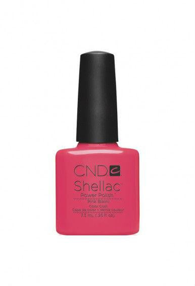 CND Shellac Pink Bikini-Nail Supply UK
