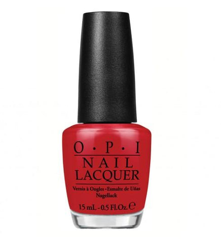 A70 RED HOT RIO OPI Nail Polish