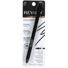 RV CS EYELINER 001 BLACK CARD