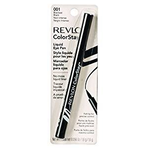 Revlon COLORSTAY LIQUID EYELINER 001 CARD