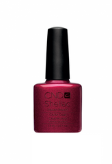 CND Shellac Red Baroness-Nail Supply UK