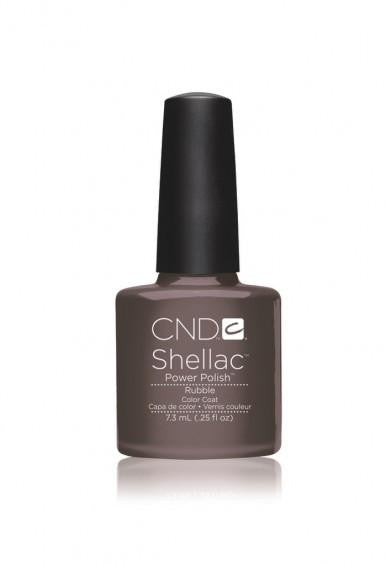 CND Shellac Rubble-Nail Supply UK