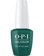 OPI Gel Color. StayOffTheLawn_GC_W54_9.