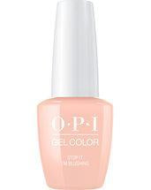 OPI Gel Color. StopitImBlushing_GC_T74_9.