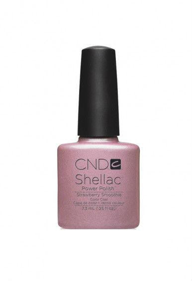 CND Shellac Strawberry Smoothie-Nail Supply UK