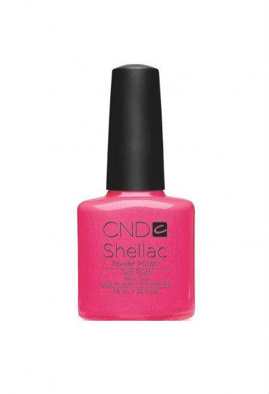 CND Shellac Tutti Frutti-Nail Supply UK