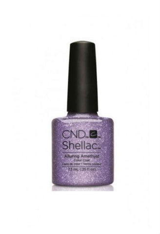 CND Shellac alluring amethyst-Nail Supply UK