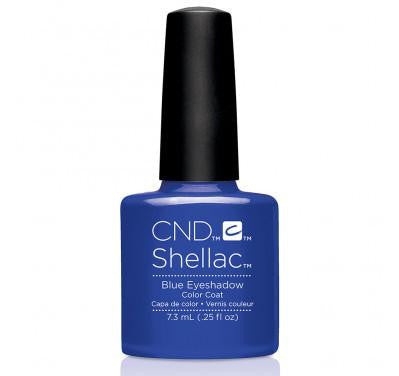 CND Shellac Blue Eyeshadow