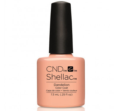 CND Shellac dandelion-Nail Supply UK