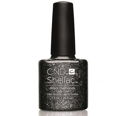 CND Shellac dark diamonds-Nail Supply UK