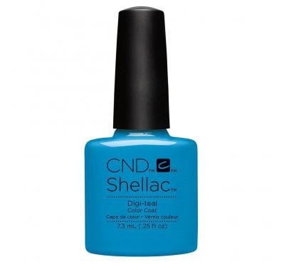 CND Shellac digi-teal-Nail Supply UK