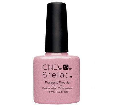 CND Shellac fragrant freesia-Nail Supply UK