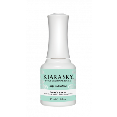 KIARA SKY DIP ESSENTIAL - BRUSH SAVER 15ML-Nail Supply UK