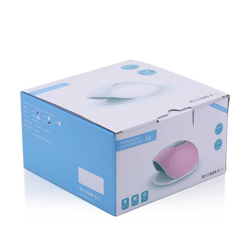 GND F4 UV/LED NAIL LAMP