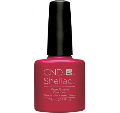 CND Shellac ripe guava-Nail Supply UK