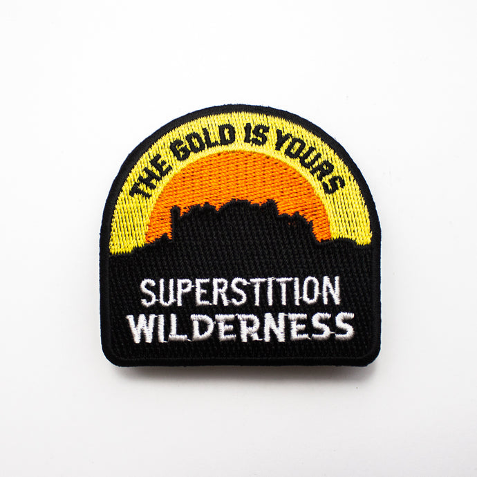 Superstition Wilderness Patch