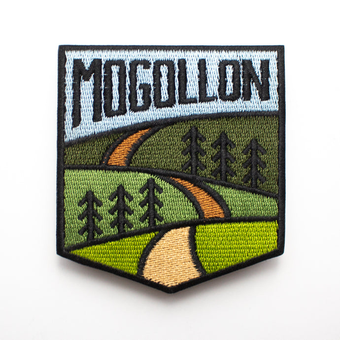 Mogollon Rim Patch