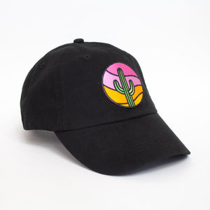Black Saguaro Hat