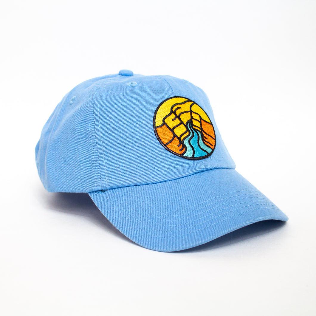 Sky Blue Grand Canyon Hat