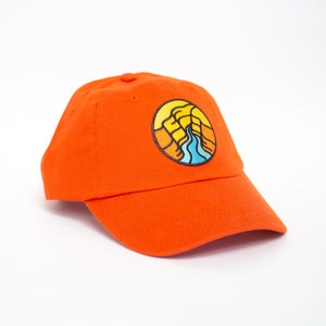 Orange Grand Canyon Hat