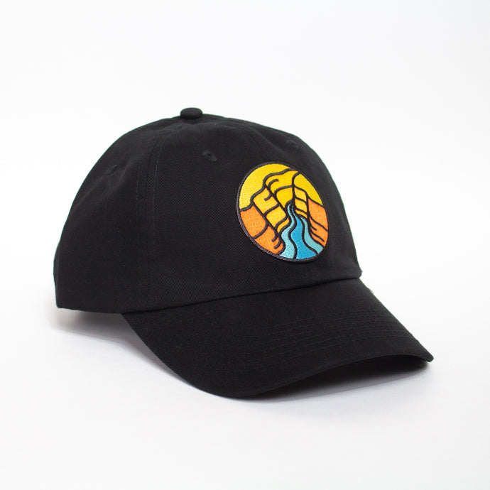 Black Grand Canyon Hat