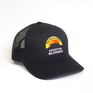 Midnight Superstition Trucker