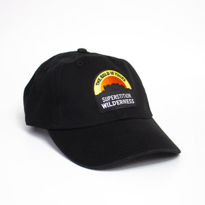 Midnight Superstition Hat