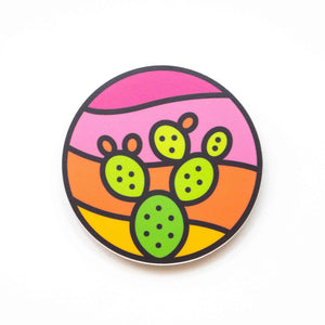 Prickly Pear Sticker