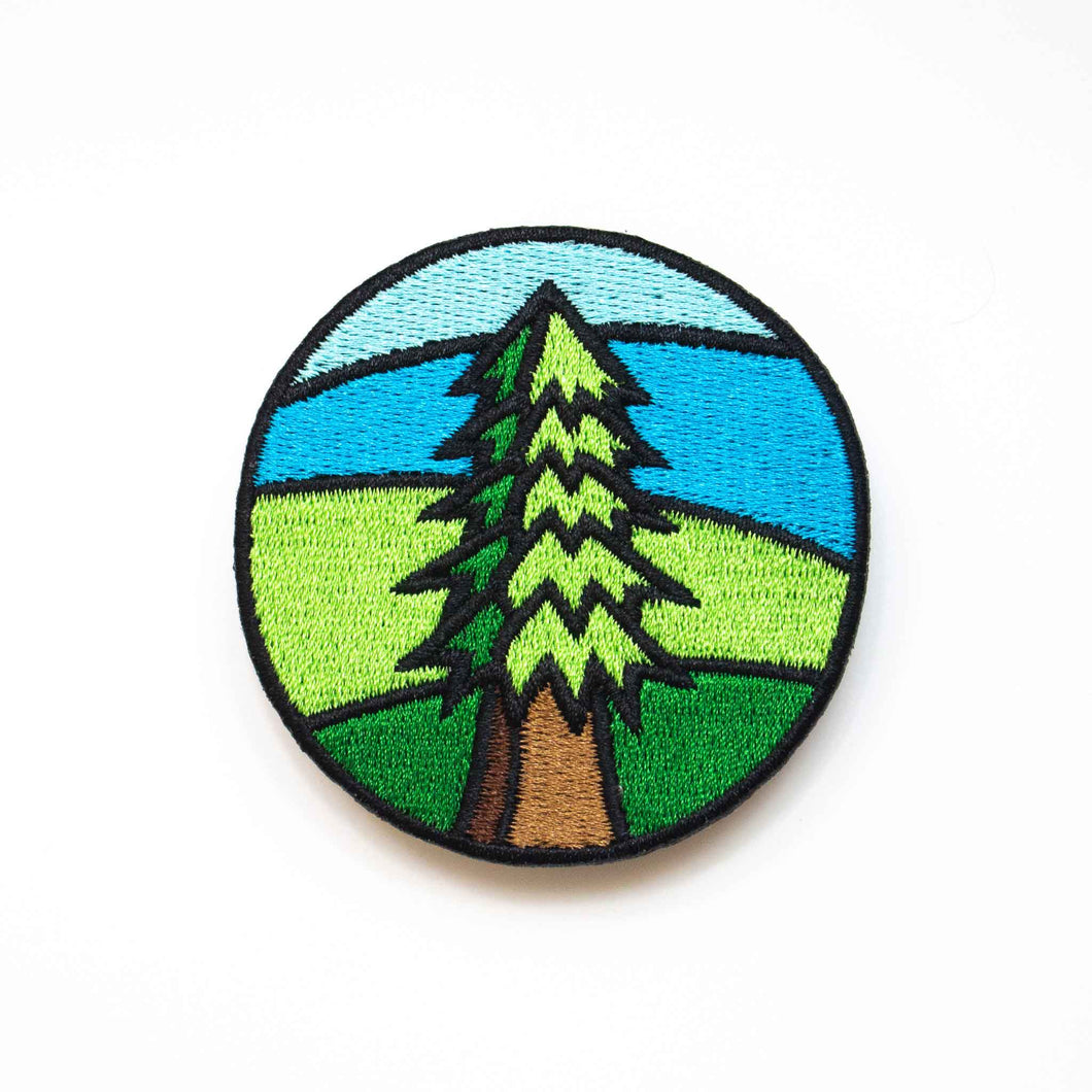Redwoods Tree Patch