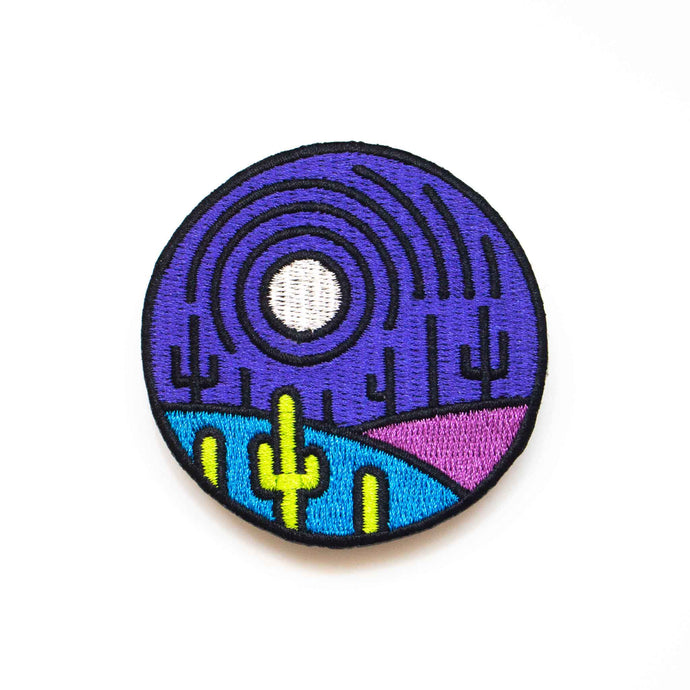 Saguaro Moon Patch