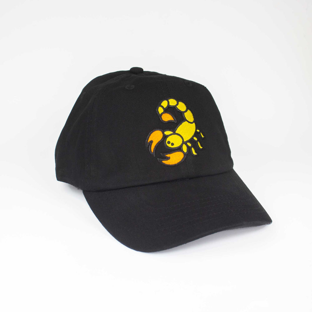 Black Scorpion Hat