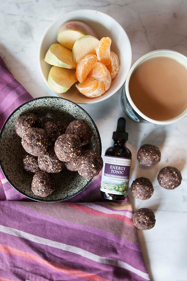 DIY Energy Tonic Balls