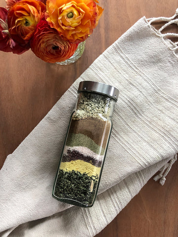 Herbal spice mix