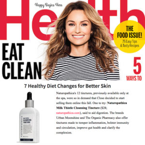 Health Magazine - 7 Diet Changes for Better Skin