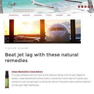 Smith Travel - Beat Jet Lag with These Natural Remedies