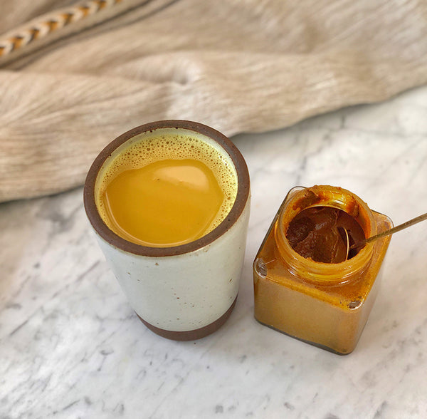 Raw Honey Electuary Golden Milk